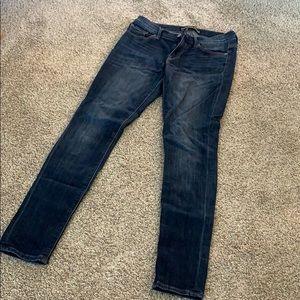 EUC Express Jeans Mia mid rise skinny size 4R